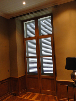 Porte-fenêtres chêne